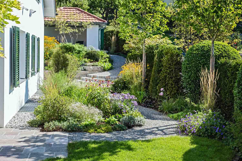Garten galerie grimm garten schweiz - Garten nordseite gestalten ...